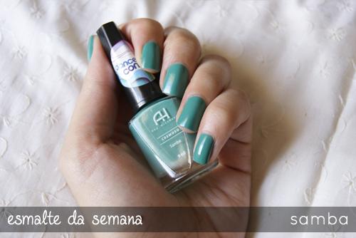 Esmalte Samba