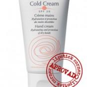 Testei: Avène Cold Cream Mãos