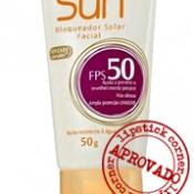 Testei: Bloqueador Solar Facial Avon Sun