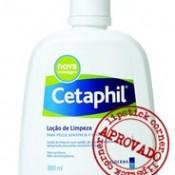Testei: Cetaphil Loção de Limpeza