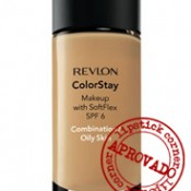 Testei: Base Revlon ColorStay