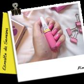 Esmalte da Semana: Pink