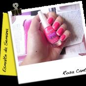 Esmalte da Semana: Rosa Canto