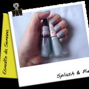 Esmalte da Semana: Splash & Pier
