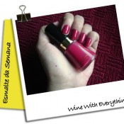 Esmalte da Semana: Wine With Everything