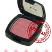Testei: Blush NYX Cosmetics