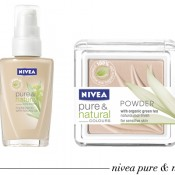 Nivea Pure & Natural Colours