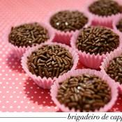Casual Sunday: Brigadeiro de Cappuccino