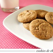 Casual Sunday: Cookies de Chocolate