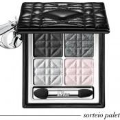Sorteio Paleta de Sombras Dior Cannage