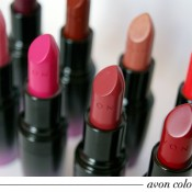 Avon Colordisiac: Swacthes