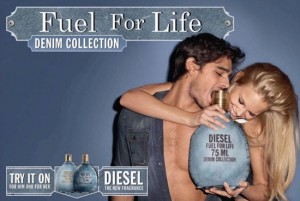 Diesel Fuel For Life Denim
