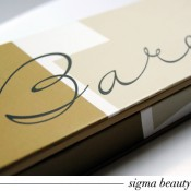 Sigma Beauty Bare Eye Shadow Palette: Swatches