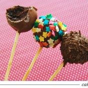 Casual Sunday: Cake Pops
