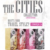 Sigma Beauty The Cities Collection