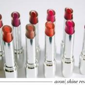 Avon Shine Revolution | Swatches