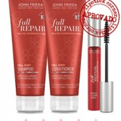 Testei: John Frieda Full Repair