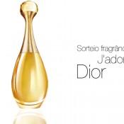 Sorteio J'adore Dior