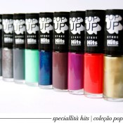 Speciallità Hits | Coleção Pop Up Store: Swatches