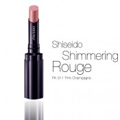 Sorteio Shiseido Shimmering Rouge