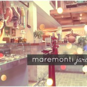 Casual Sunday: Maremonti Jardins
