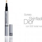 Sorteio Skinflash Dior