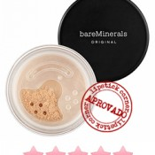Testei: Base bareMinerals Original