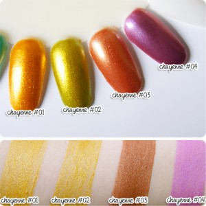 Speciallità Hits | Swatches Cheias de Charme