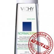 Testei: Vichy Normaderm Solução Micelar