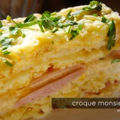 Casual Sunday: Croque Monsieur