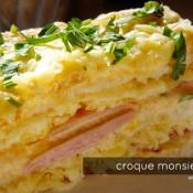 Casual Sunday: Croque Monsieur