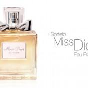 Sorteio Miss Dior Eau Fraîche