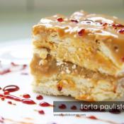 Casual Sunday: Torta Paulista