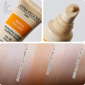 Anna Pegova Full Matt BB Cream