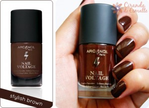 Ciranda do Esmalte Arcancil Paris | Stylish Brown
