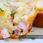 Casual Sunday: Pãozinho Cupcake