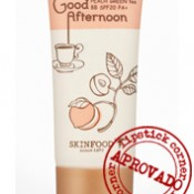 Testei: Skinfood Peach Green Tea BB Cream