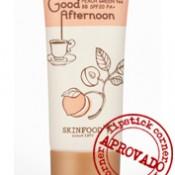 Testei: Skinfood Peach Green Tea BB Cream