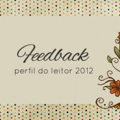 Feedback | Perfil do Leitor