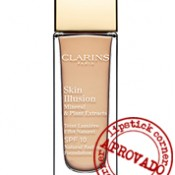 Testei: Base Clarins Skin Illusion