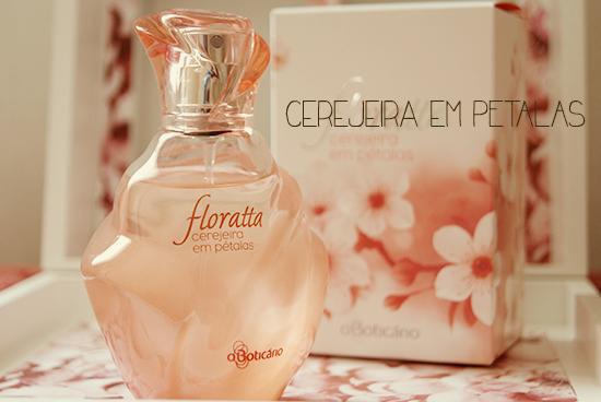 O Boticário | Floratta Cerejeira em Pétalas