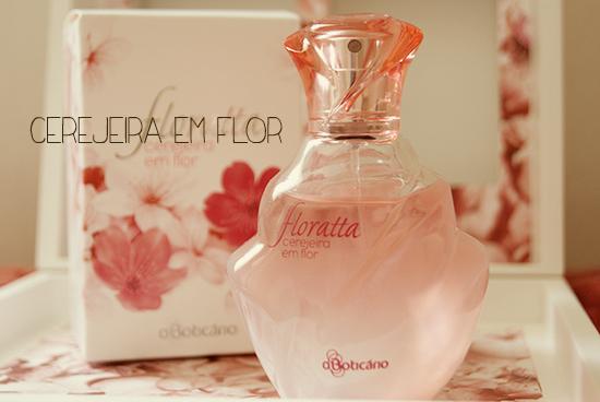O Boticário | Floratta Cerejeira em Flor