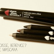 quem disse, berenice? | Lápis & Máscara para Cílios