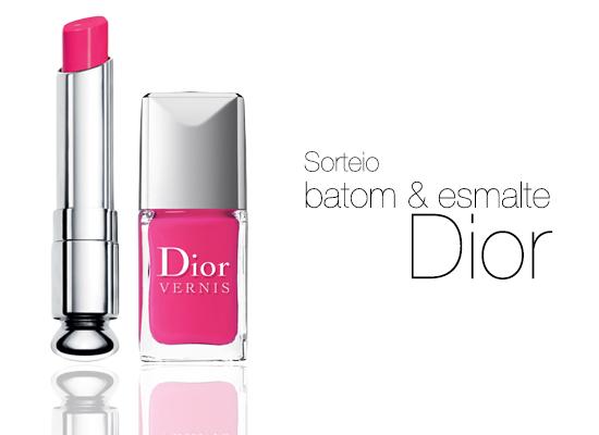 Sorteio Dior