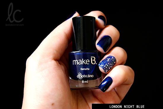 Esmalte da Semana: London Night Blue