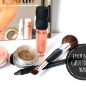 bareMinerals | Kit Guide to Color Warm