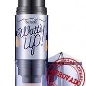 Testei: Benefit Iluminador Watt's Up