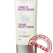 Testei: L'Occitane Creme de Beaute Sublime BB Cream