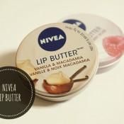 Nivea Lip Butter