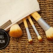 Ecotools | Kit de Pincéis para Viagem